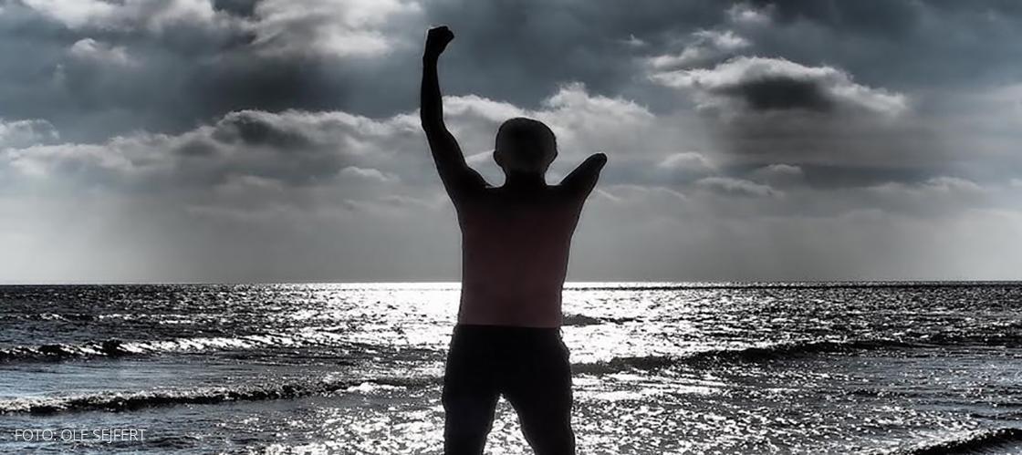 Trods modgang - grib mulighederne, vi er stærkere end vi tror.